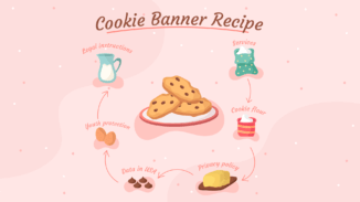 Cookie banner text recipe
