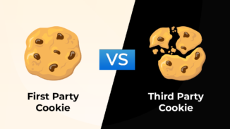 First party vs third party cookie