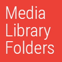 WordPress Media Library Folders