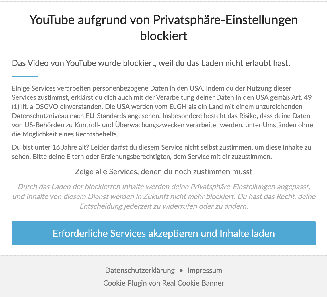 content blocker english screenshot